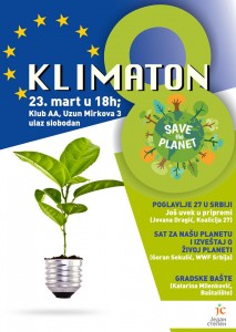 Klimaton 8 - Poster
